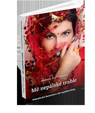 Kniha: Mé nepálské trable
